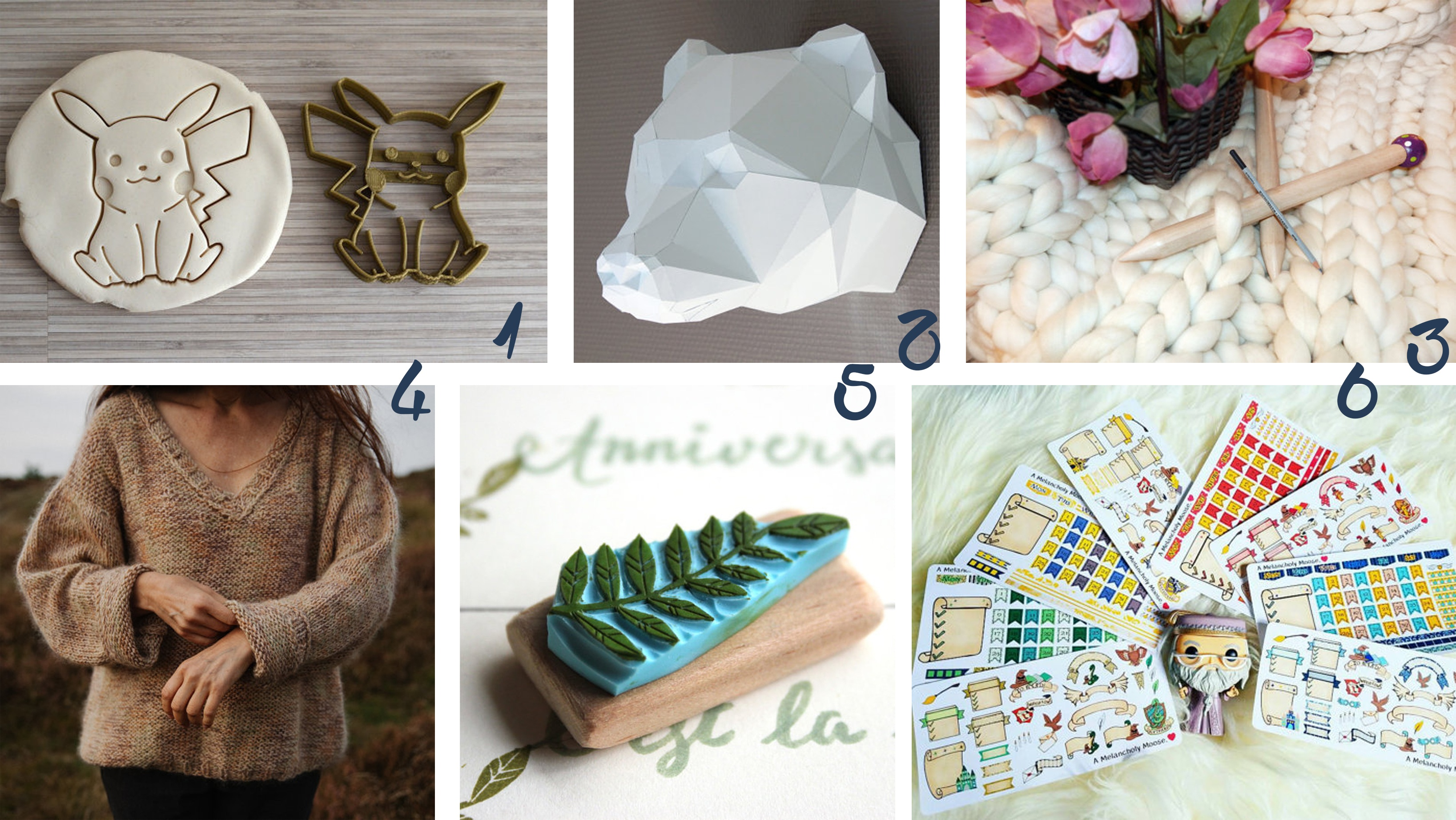selection fevrier etsy